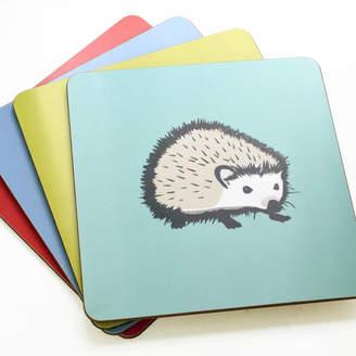 The Art Rooms Animal Design Table Mat Set