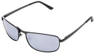 Dockers 58mm Single Bridge Sunglasses