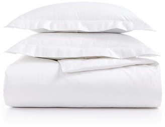 Aq Textiles Bergen King 3-Pc Duvet Set, 1000 Thread Count 100% Egyptian Cotton Bedding
