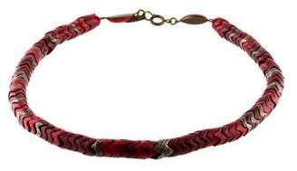 Isabel Marant Herringbone Necklace