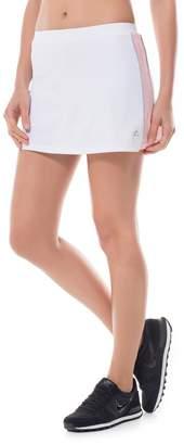SYROKAN Women's Athletic Performance Skort With Built In Shorts Sport Skirt S