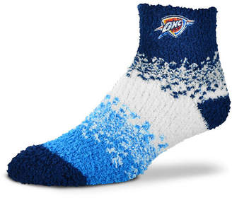 For Bare Feet Oklahoma City Thunder Marquee Sleep Soft Socks