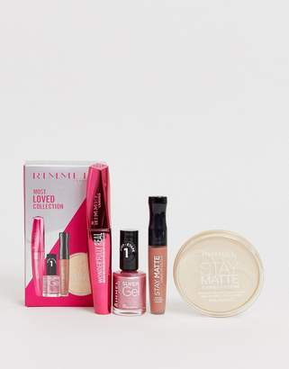 Rimmel London most loved 6 piece collection set