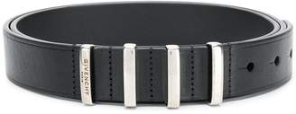Givenchy metallic ring belt