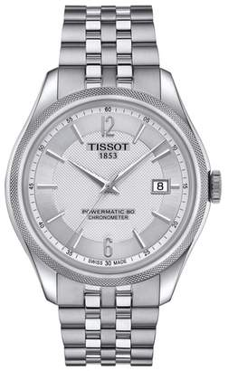 Tissot Ballade Powermatic 80 Chronometer Bracelet Watch, 39mm x 41mm