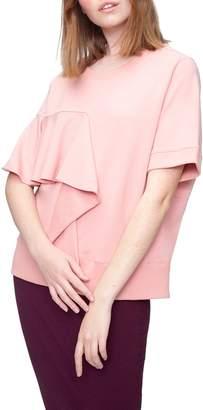 Universal Standard Flounce Sweatshirt