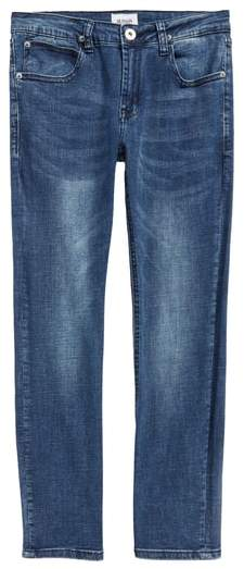 Jagger Slim Fit Straight Leg Jeans