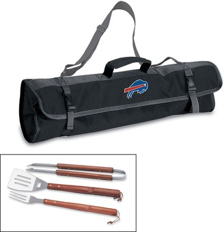 Picnic Time Buffalo Bills 4-pc. Barbecue Tote Set