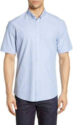 Zachary Prell Desai Regular Fit Shirt