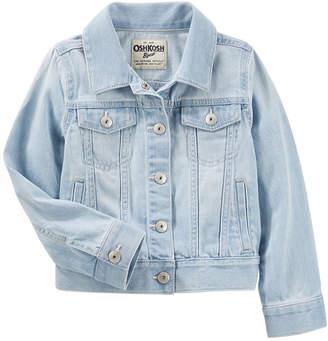 Osh Kosh Oshkosh Girls Denim Jacket-Preschool