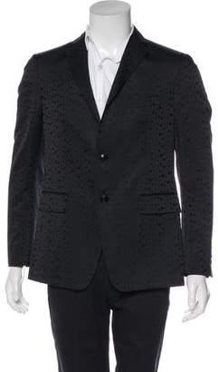 Etro Polka-Dot Penguin Blazer w/ Tags