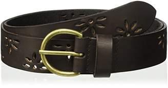 House of Boho Fringe Keeper 100% Leather Belt
