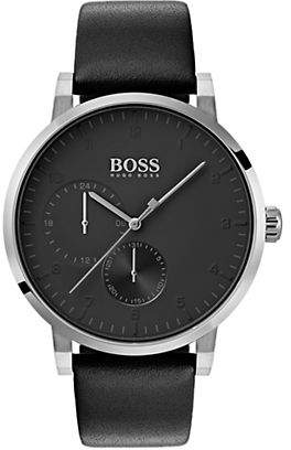 BOSS Oxygen Multifunction Strap Watch