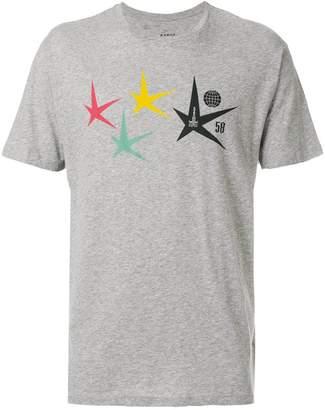 Bellerose printed chest T-shirt