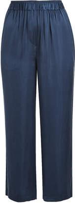 American Vintage Wide Leg Cropped Pants