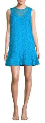 Trina Turk Sleeveless Lace Shift Dress