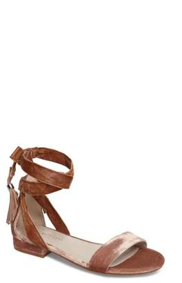 Kenneth Cole New York Valen Tassel Lace-Up Sandal