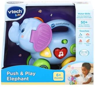 Vtech Boys Push Play Elephant