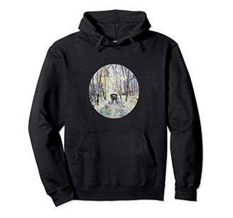 Winter Horse and Carriage Hoodie