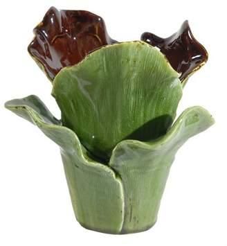 A&B Home Cabbage Decorative Vessel