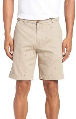Tailorbyrd Baden Bird Regular Fit Chino Shorts