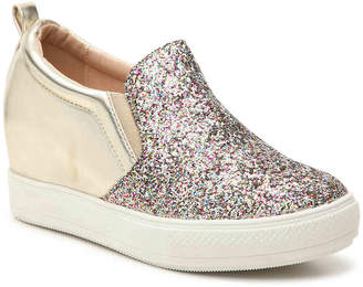 Wanted Luminous Wedge Slip-On Sneaker - Women's