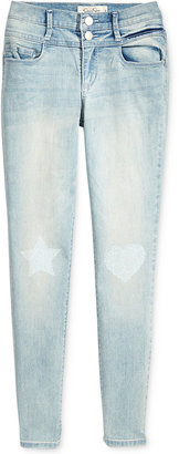 Jessica Simpson High-Rise Skinny Jeans, Big Girls (7-16) $54.50 thestylecure.com
