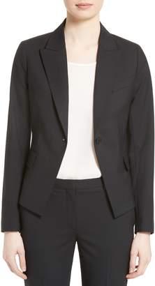 Theory Brince B Good Wool Suit Jacket
