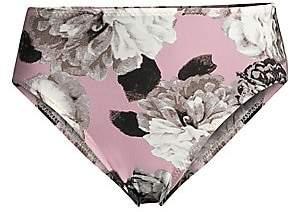 Norma Kamali Women's High-Waist Bikini Bottom