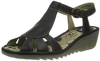 Fly London Oily, Women's Wedge Heels Sandals,(38 EU)
