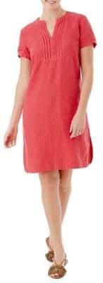 Olsen Linen Shift Dress