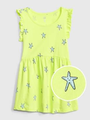 Gap Toddler Print Tunic Top