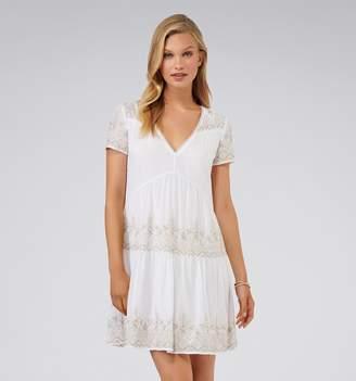 Forever New Sahara embellished boho dress