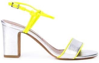 Tabitha Simmons Bungee block-heel sandals