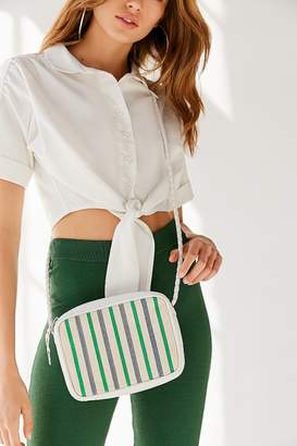 Urban Outfitters June Canvas Crossbody Bag
