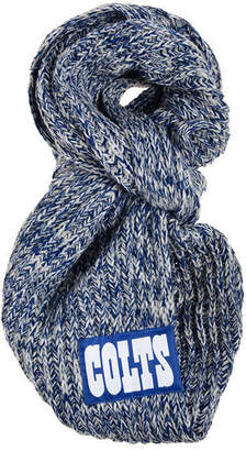 Forever Collectibles Indianapolis Colts Peak Infinity Scarf