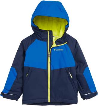 Columbia Alpine Action Omni Heat Waterproof Hooded Jacket