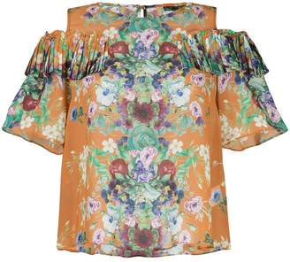 Aula floral print top