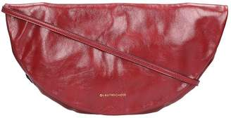 L'Autre Chose Alias Red Calf Leather Bag