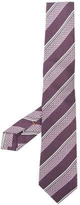 Ermenegildo Zegna XXX stripe woven tie