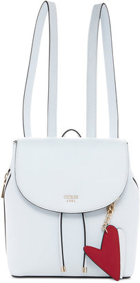 GUESS Pin Up Pop Backpack $98 thestylecure.com
