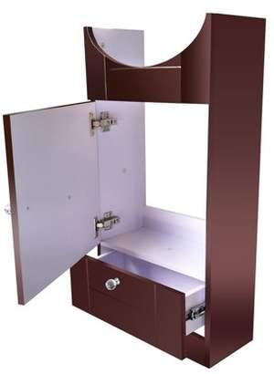The Renovator's Supply Renovator's Supply Dark Oak Wall Mounted Bathroom Cabinet Only