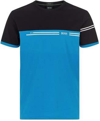BOSS GREEN Colour Block T-Shirt