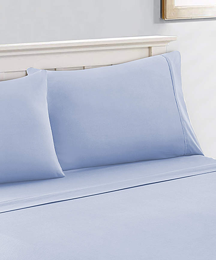 Light Blue 800-Thread Count Cool Comfort Sheet Set