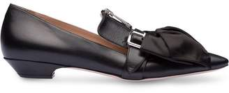 Miu Miu slippers with bow