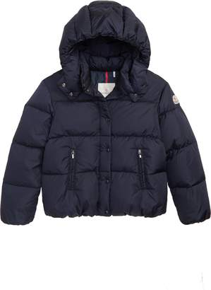 Moncler Caille Quilted Hooded Puffer Jacket