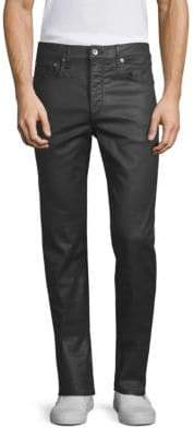 Rag & Bone Fit 2 Coated Slim-Fit Jeans