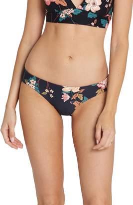 Billabong Linger On Low Rider Bikini Bottoms