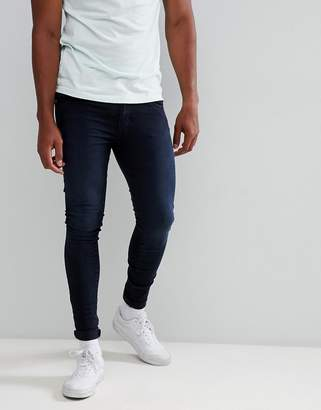 73d8af73 Dr. Denim Leroy super skinny jeans in dark blue