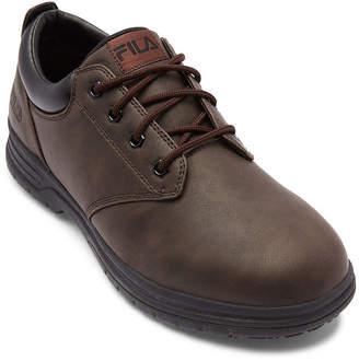Fila Memory Blake Mens Slip-Resistant Shoes